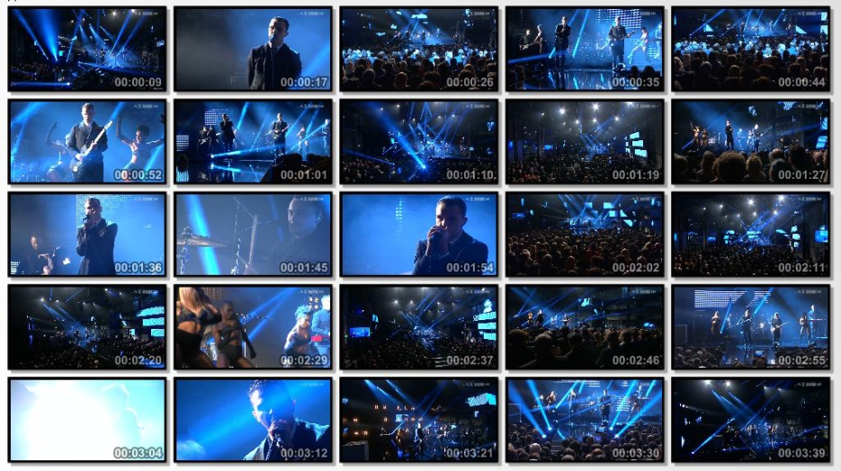 Hurts - Miracle (Swiss Music Awards 2013)