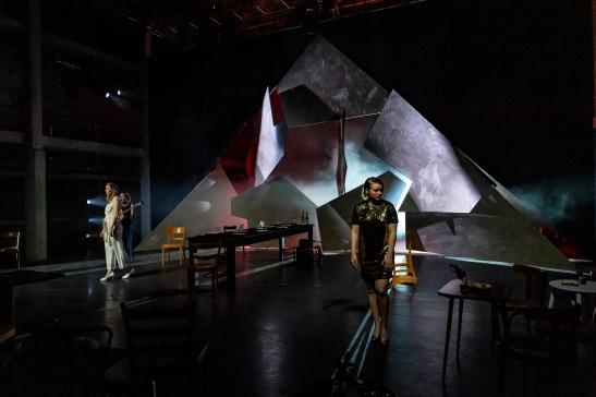 Diplomprojekt Master Theater, Regie